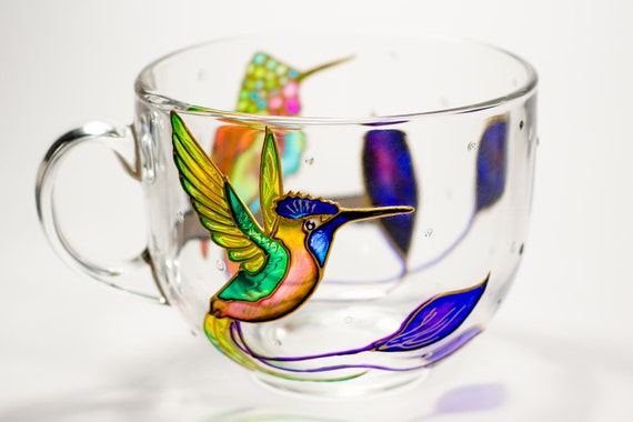Coffee Mug Hummingbird Grandma Gift Wedding Favors For