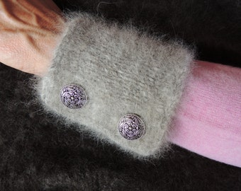 Chiengora Sweater Cuffs