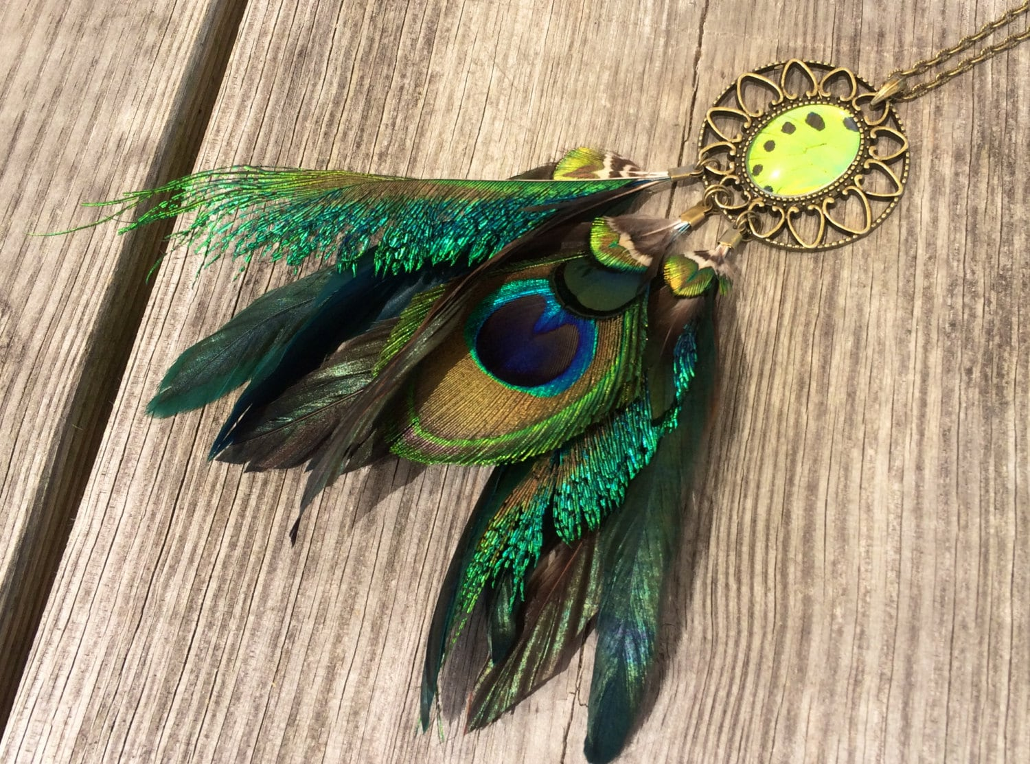Are Dream Catchers Real Dreamcatcher necklace REAL BUTTERFLY wing pendant Dream 40