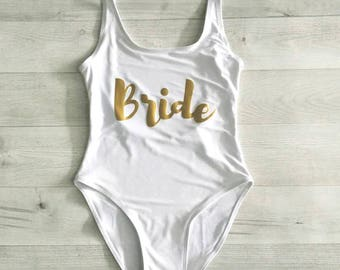 BRIDE - Bride Bathing Suits; Bridesmaids; Custom