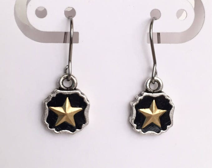Lucky stars earrings