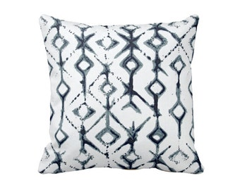 Navy Blue Pillow Cover Tribal Pillow Cover Throw Pillow Cover Decorative Pillow for Couch Aztec Pillow Navy Pillow 20x20 Pillow 18x18 Pillow