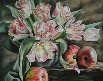 """Still life """"Flowers"""""""