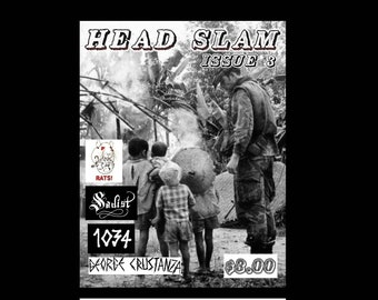 HEAD SLAM Issue 3