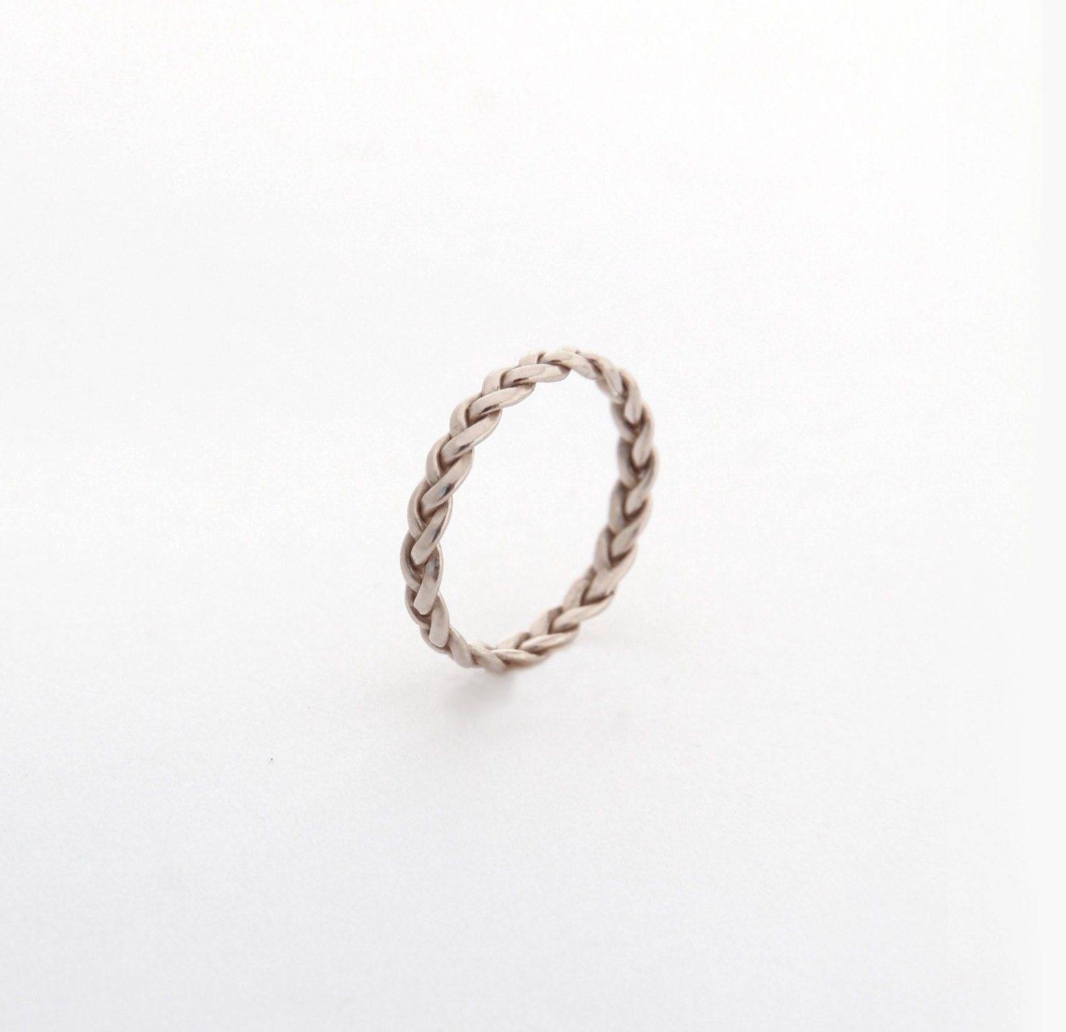 square jewellery ring rose thin gold product flat lilia wg profile slim bands wedding band nash