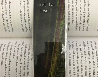 The Cruel Prince Bookmark (Always something left to lose...)