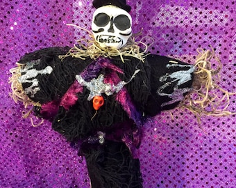 New Orleans Style Voodoo Doll ~ Baron Samedi