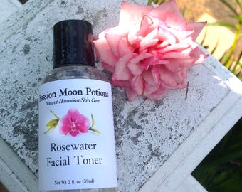 Rosewater Facial Toner