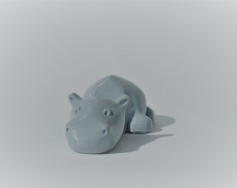 Baby Hippo Phone Stand, Phone Holder Many Colors