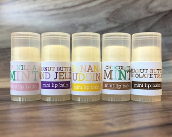 5-PC MINI LIP Balm Set