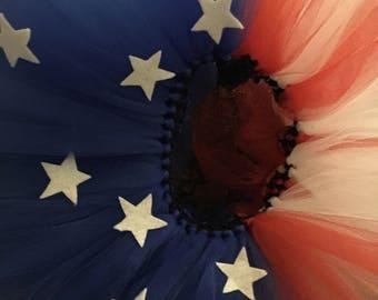 Stars & Stripes, Fourth of July Tutu
