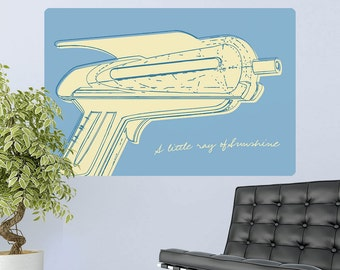 Raygun of Sunshine Lunastrella Wall Decal - #64317