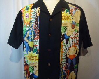 Scooby Doo Bowling Style Shirt, Choose your size, Men's Small up to 4X