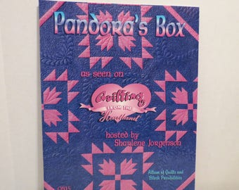 Pandora's Box by Sharlene Jorgenson 1997