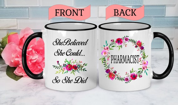 Pharmacist Mug Pharmacist Graduation Pharmacist Gift Graduation Mug PharmD Gift Pharmacy Graduation Gift Pharmacy Mug Pharmacy Gift Mugs