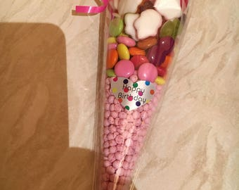 Happy Birthday Sweet Cones