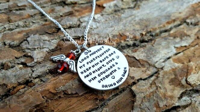girlfriend family dinosauriens firefighters necklace jewelry images info fire wife firefighter best on pinterest