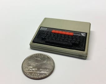Mini BBC Micro Model B - 3D Printed!