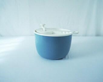 Copco Sam Lebowitz Design Salad Spinner Blue Minimalist Kitchen