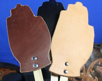 Leather Fly Swatters