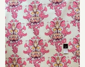 ON SALE Tina Givens SATG003 Lilliput Fields Vintage Ivory Cotton Home Decor Fabric 1 Yard