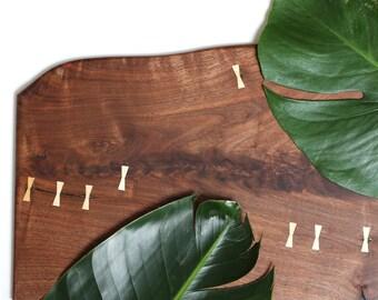 MEDIUM Custom Serving Platter   Cutting Board 16-19 inches