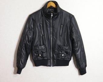Puffer jacket Vintage 90s Jacket Synthetic size ~ Medium
