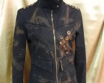 custom women's jacket