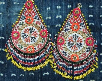 Afghani Table Decoration- home decor- textile