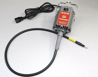 Foredom Sr Flex Shaft 1/6hp Flexible Shaft Motor 230v Flex Shaft Rotary Motor