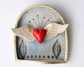 Winged Heart Shrine