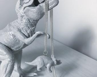 Dinosaur Necklace - Protoceratops