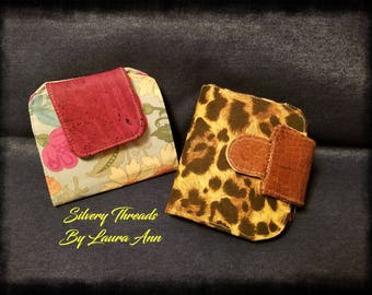 Remy Wallet Floral