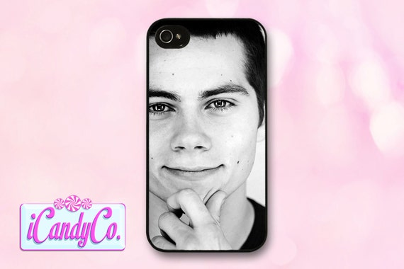 Items Similar To Phone Case Featuring Dylan O Brien From Teen Wolf