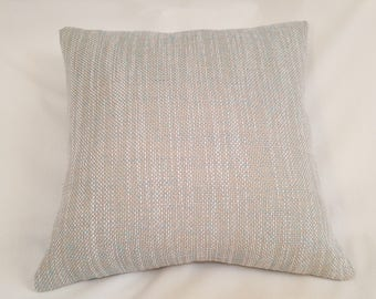 Throw pillow cover, pillow shell, accent pillow, decorative pillows, solid color, home decor, 16 x 16, square, decorative cushion