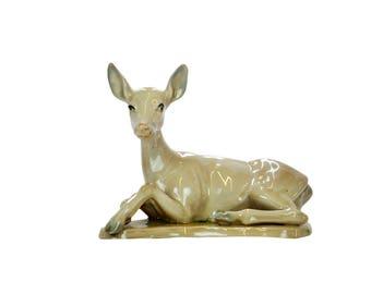 Spanish porcelain Deer Bambi