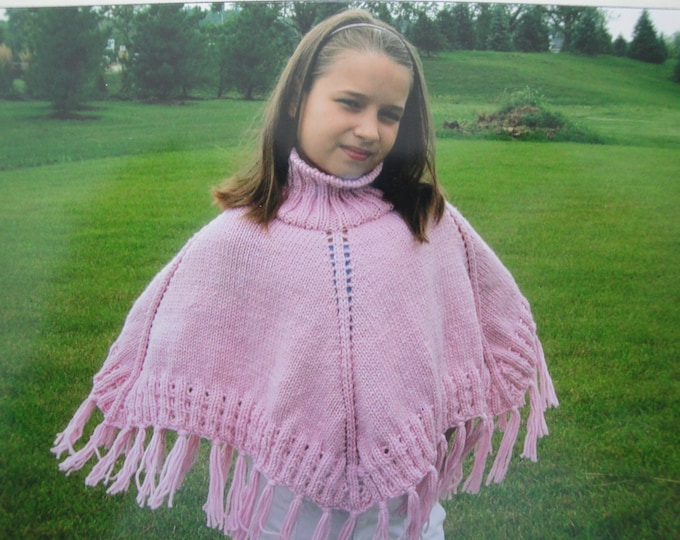 Pattern - Hope's Poncho
