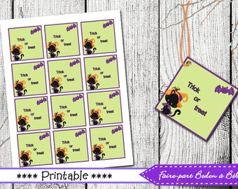 Easter tags easter gift tags easter printable printable halloween printable tags halloween favor tags printable favor tags halloween tags homemade negle Choice Image