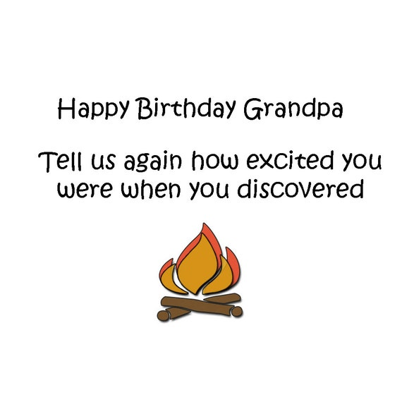 Happy birthday grandpa birthday cards funny birthday humor happy birthday grandpa birthday cards funny birthday humor caveman cards science cards neanderthal birthday humor grandfather cards bookmarktalkfo Image collections