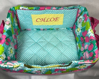 CUSTOM LINER Lilly Pulitzer Made For Sandy And Chloe