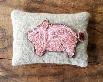 Pig Organic Lavender Sachet Prim Decor