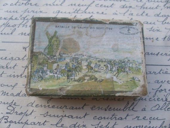 Box of antique french la plume sergent major pen nibs dip pen