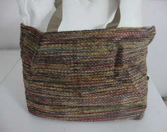 Roomy Upcycled Tote