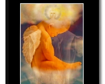 Spiritual Book. LIFE DEATH REBIRTH. A book about living life to the full learning how to die then preparing for rebirth. Practical exercises