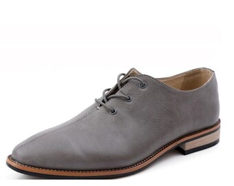 Men's Laced Casual Oxford Shoes