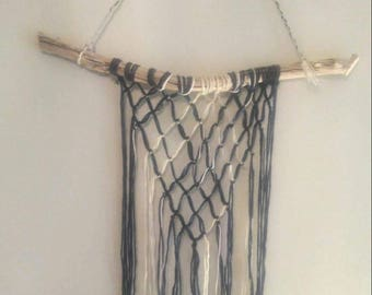 Navy Blue Wall Hanging