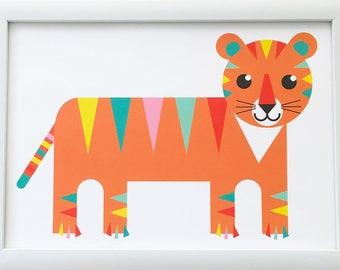 Bright Tiger