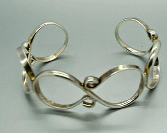 Sterling Silver Mexican Bracelet