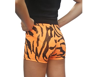 Dance Shorts, Girls Shorts