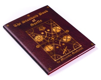 Harry Potter Spell Book - Standard Book of Spells by Miranda Goshawk (67 pages complete)